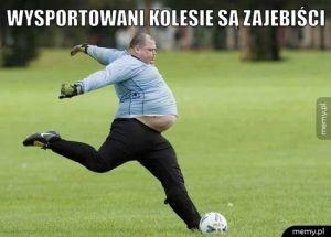 Sport to zdrowie!