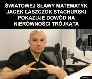 Jacek bawi i óczy