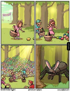 Poszukiwanie jajeczek