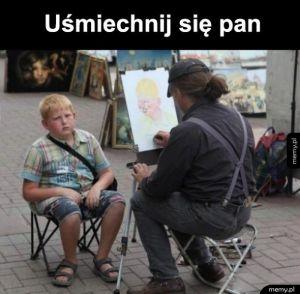 Uśmiech proszę