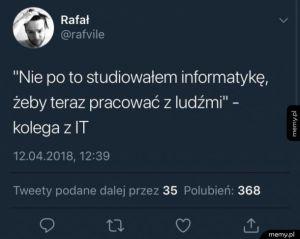 Problemy informatyków