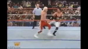 """""""Wrestling to ściema"""""""