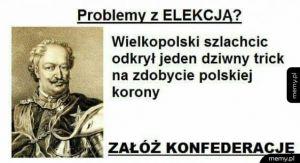 Problemy z elekcją?