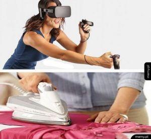 VR dla dziewczyn