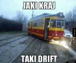 Polski drift