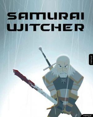 Samurai witcher