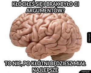 Mój mózg tak działa
