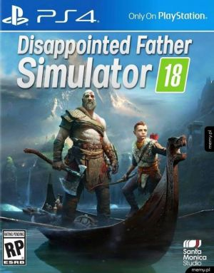 Disappointed father simulator