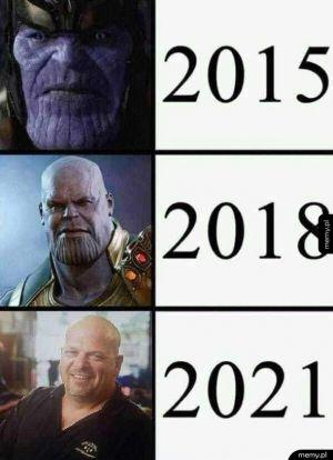 Ewolucja Thanosa