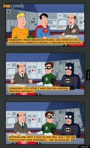 Ach, ten Bruce