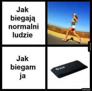 Jak biegam