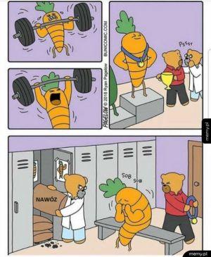 Przyłapana na dopingu