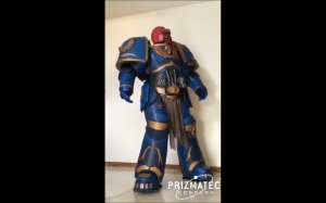 Ultramarine cosplay