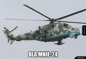 Helikopter z Podlasia