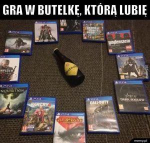 Gra w butelkę