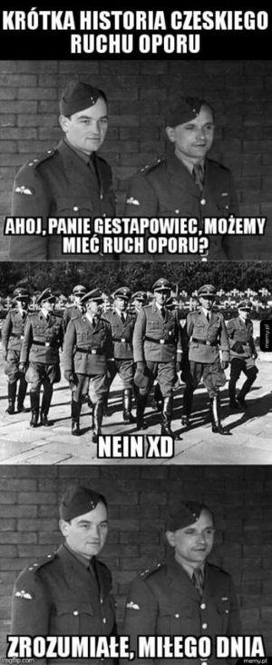 Czeski ruch oporu