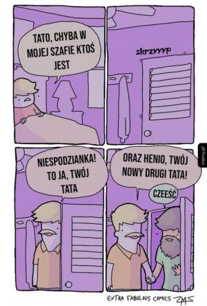 Wyjście z szafy