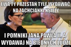 Rada dla Kopacz.