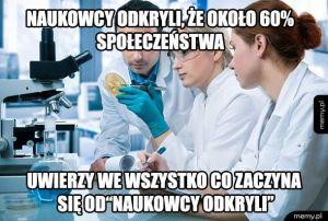 Naukowcy odkryli