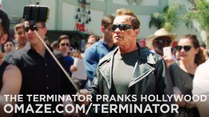 Schwarzenegger wkręca fanów.