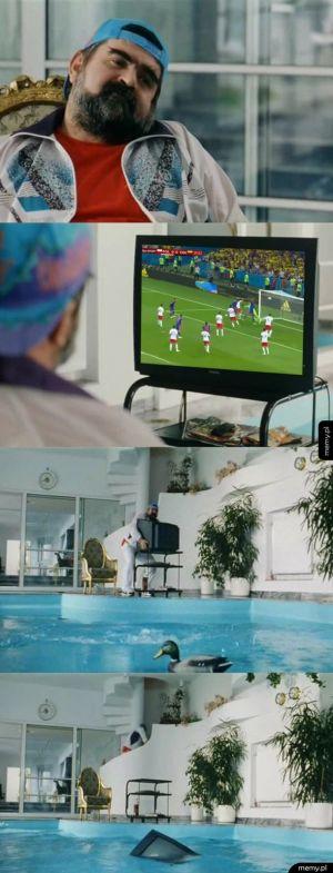 Reakcja Siary na mecz Polska - Kolumbia