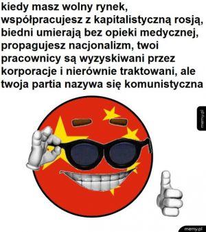 Kapitalistyczna partia chin