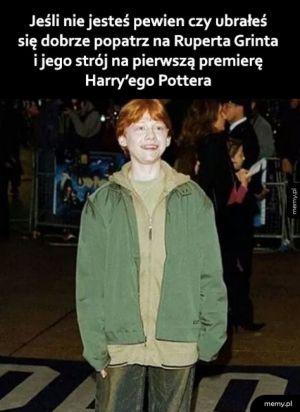 Rupert się nie przejmuje
