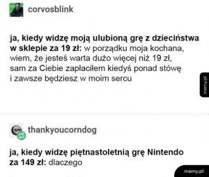 Klasyczne Nintendo