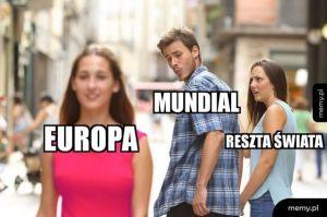 Każdy z nas w trakcie mundialu