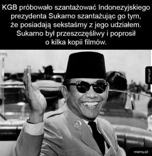 Tak się rozwiązuje problemy z KGB