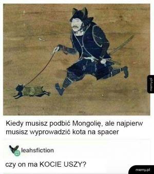 Są rzeczy ważniejsze niż Mongolia