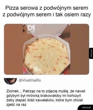 Moja wymarzona pizza