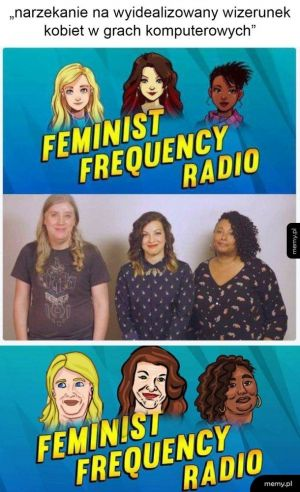 Feministki to chyba nas trolują