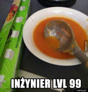 Inżynier lvl 99