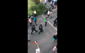 Rumuńska policja