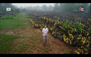 Cmentarzysko rowerów w chinach