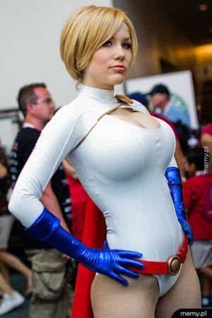 Zacny cosplay