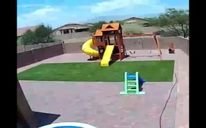 Zawsze chciałem trampolinę