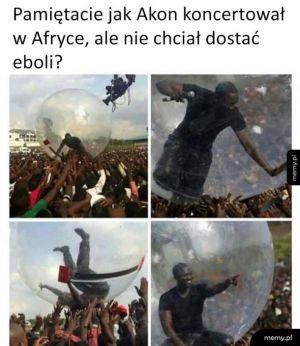 Akon w Afryce