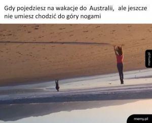 Tymczasem w Australii