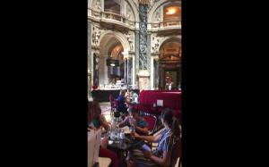 Kawiarnia w Wiedniu