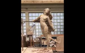 Ciekawa rzeźba