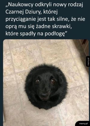Najsłodsza czarna dziura