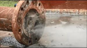Czyszczenie rury