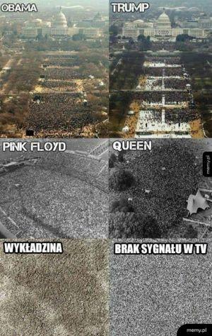 Prawdziwe tłumy