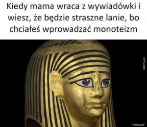 Egipskie problemy