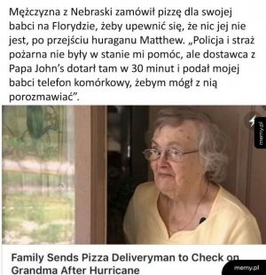 Pizza dobra na wszystko