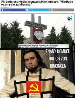 Znany komunista Urlich