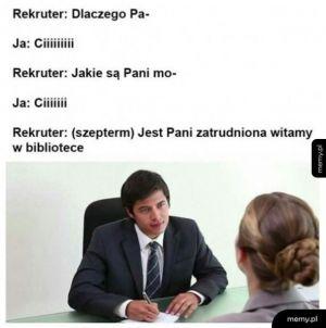 Jak przejść rekrutacje