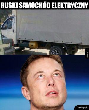 Electric Slavcar